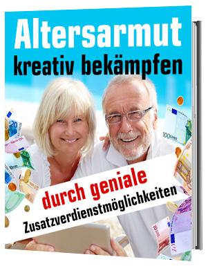 Altersarmut kreativ bekämpfen