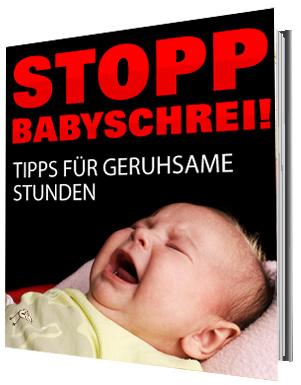 STOPP BABYSCHREI!