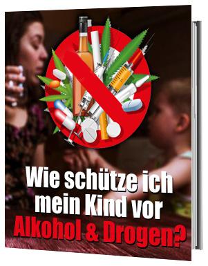 Wie schütze ich mein Kind vor Alkohol & Drogen?
